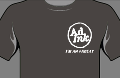 AdInk Tshirt Front