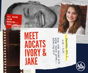 Meet AdCats Ivory & Jake