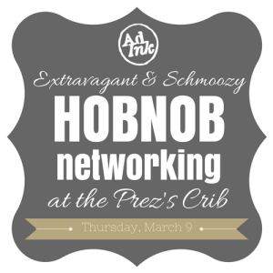 AdInk's Hobnob Networking