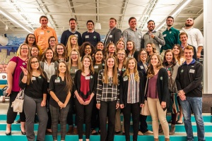 Northwest Missouri State University AdCats at 2018 Spark KC
