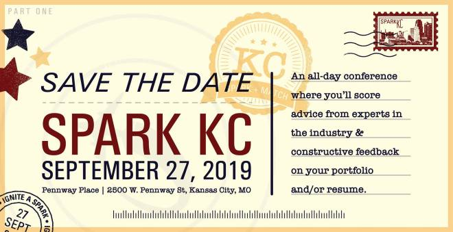 Spark KC Save the Date
