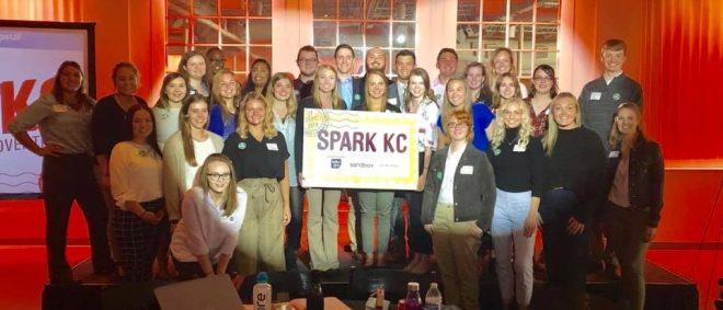 NWMSU's AdCats at 2019 Spark KC